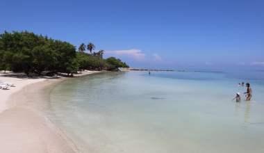 Isla Múcura Beach