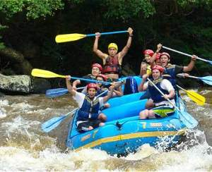 Extreme Sports in San Gil-Río Fonce