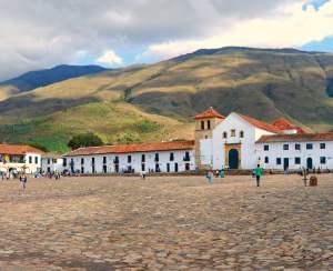Boyacá Colonial-Central Plaza