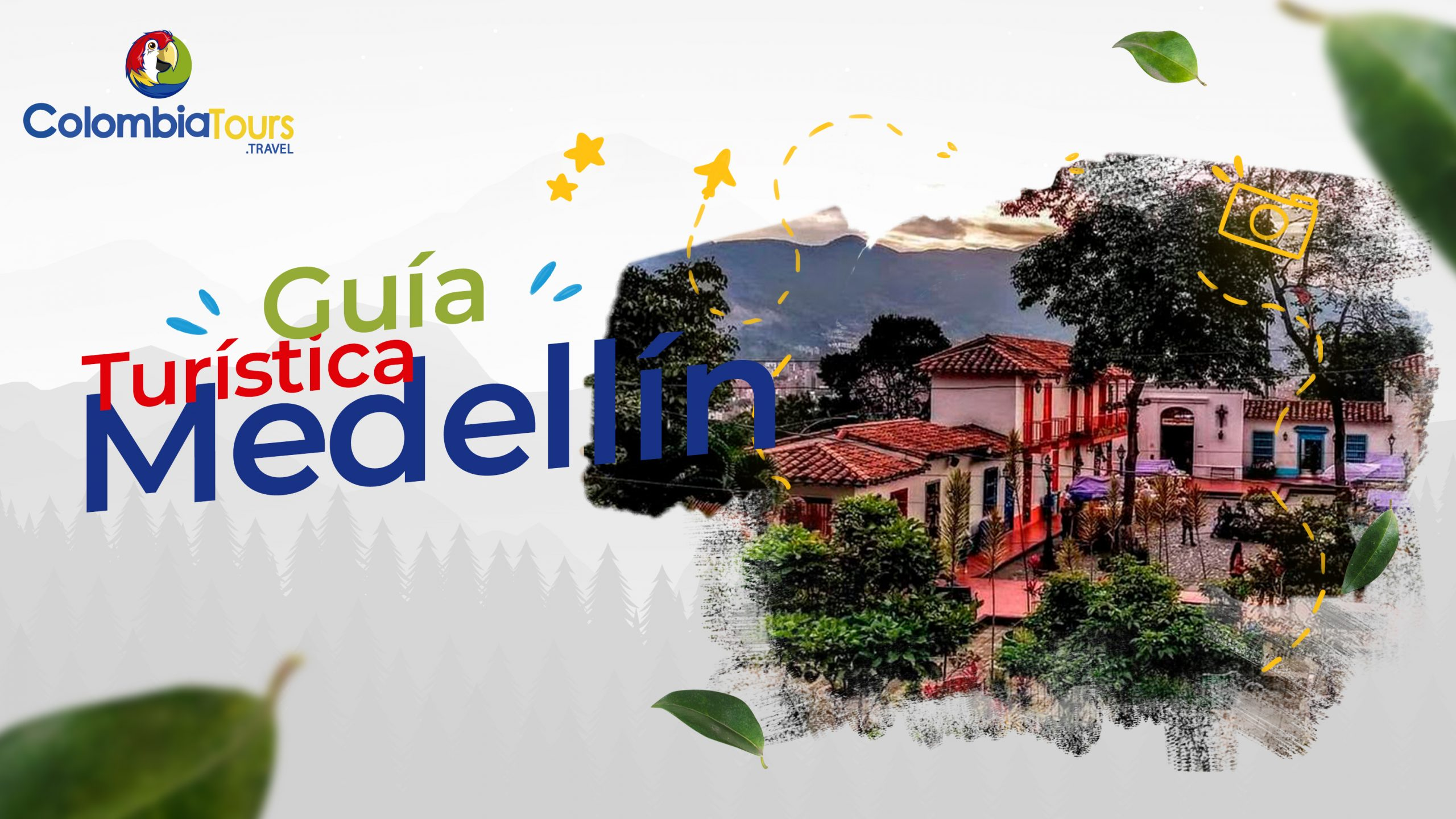 Medellín Guía Turística