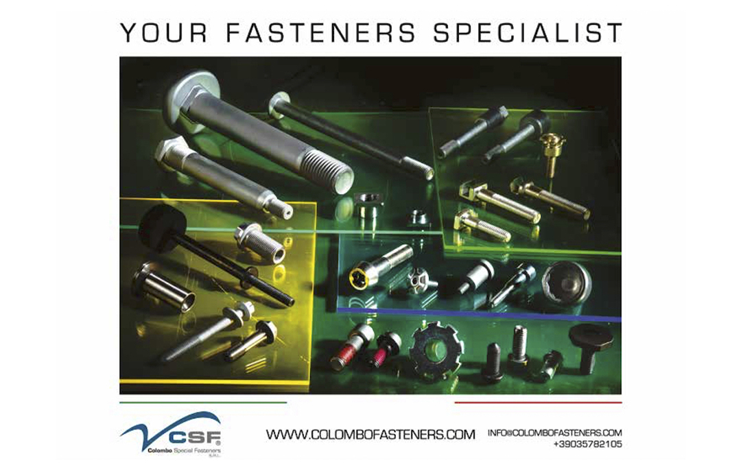 FASTENER + FIXING MAGAZINE: CSF – the expert in special fasteners
