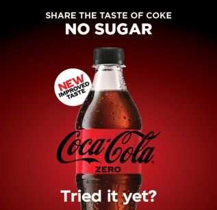 Sri Lankans can now share the taste of the new Coke Zero with friends and  family   Colombo Gazette