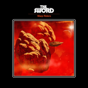 albuns conceituais The Sword - Warp Riders (2010)