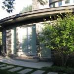 Elite Blue Granite sawn height  house side