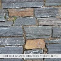 Elite Blue Granite Ledgerock Stirling Blend