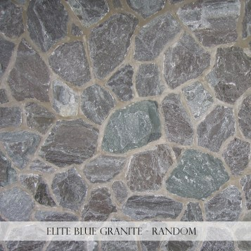 Elite Blue Granite Random