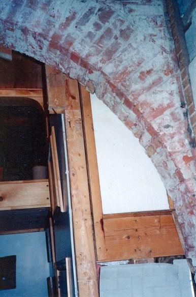 Before Brick Repair