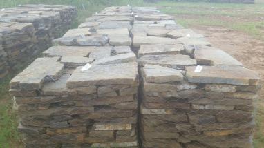 earthtone flagstone