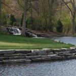 elite blue granite golf course wallstone