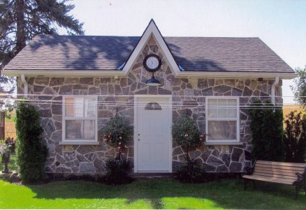 House Restored with Elite Blue Granite Random