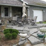 Elite Blue Granite Landings Patio Slabs