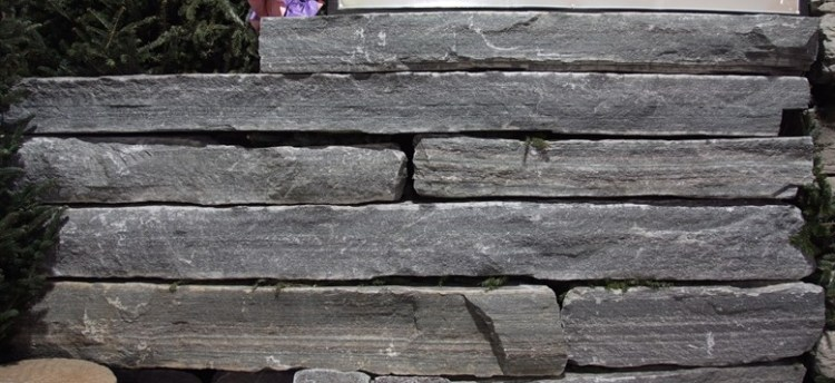 Elite Blue Granite Large Narrow Wallstone