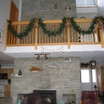 fireplace indianna limestone tumbled