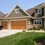 golden canadain house garage
