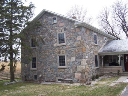 Fieldstone House After Restoration