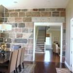 indoor stone split feildstone squared indoor