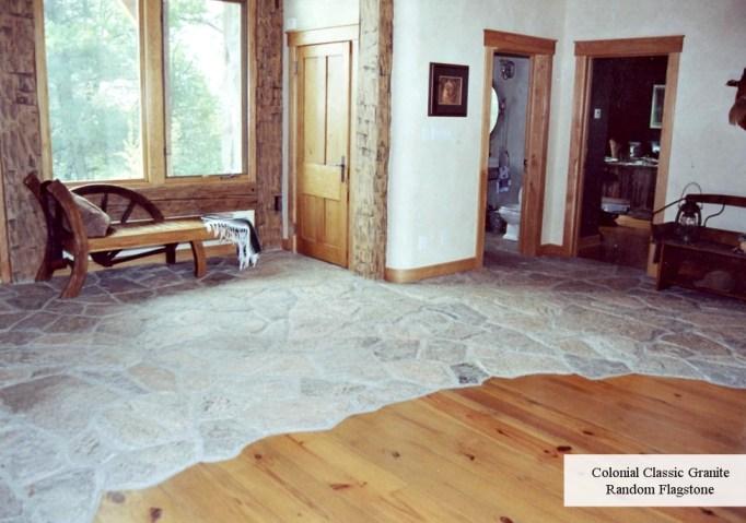 interior stone colonial classic granite floor
