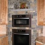 interior stone paulas dream blend wall kitchen