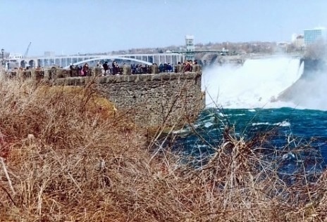 niagara falls project view