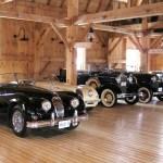 old car showroom