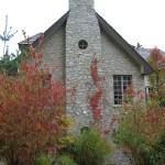 ottawa valley limestone house chminey