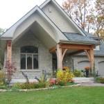 ottawa valley limestone house front stone walls