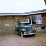 split fieldstone squared garage