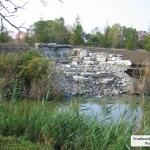 waterfall weatheredge limestone waterfall