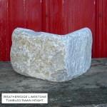 weatheredge limestone tumbled sawn height veneer corner
