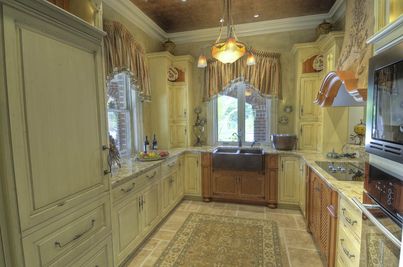 French Country Kitchen  Colonial Craft Kitchens