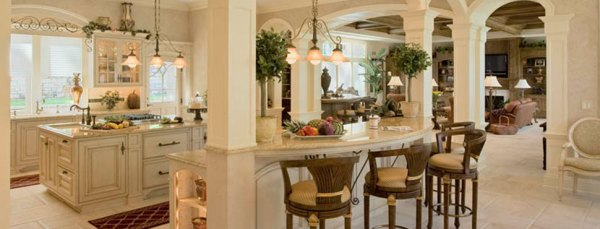 french colonial kitchen design Gallery - Colonial Craft Kitchens