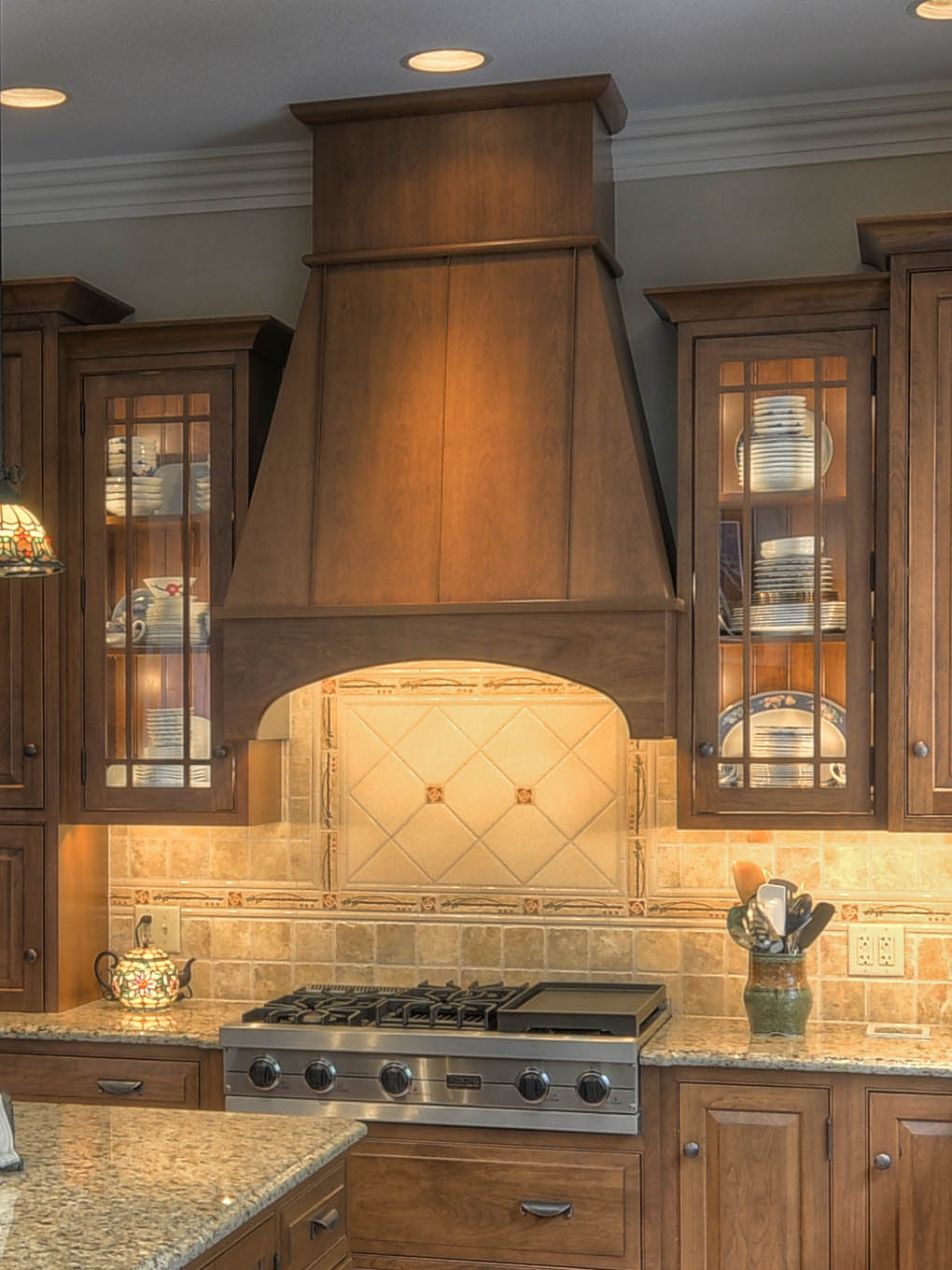 Arts and Craft Kitchen  Colonial Craft Kitchens
