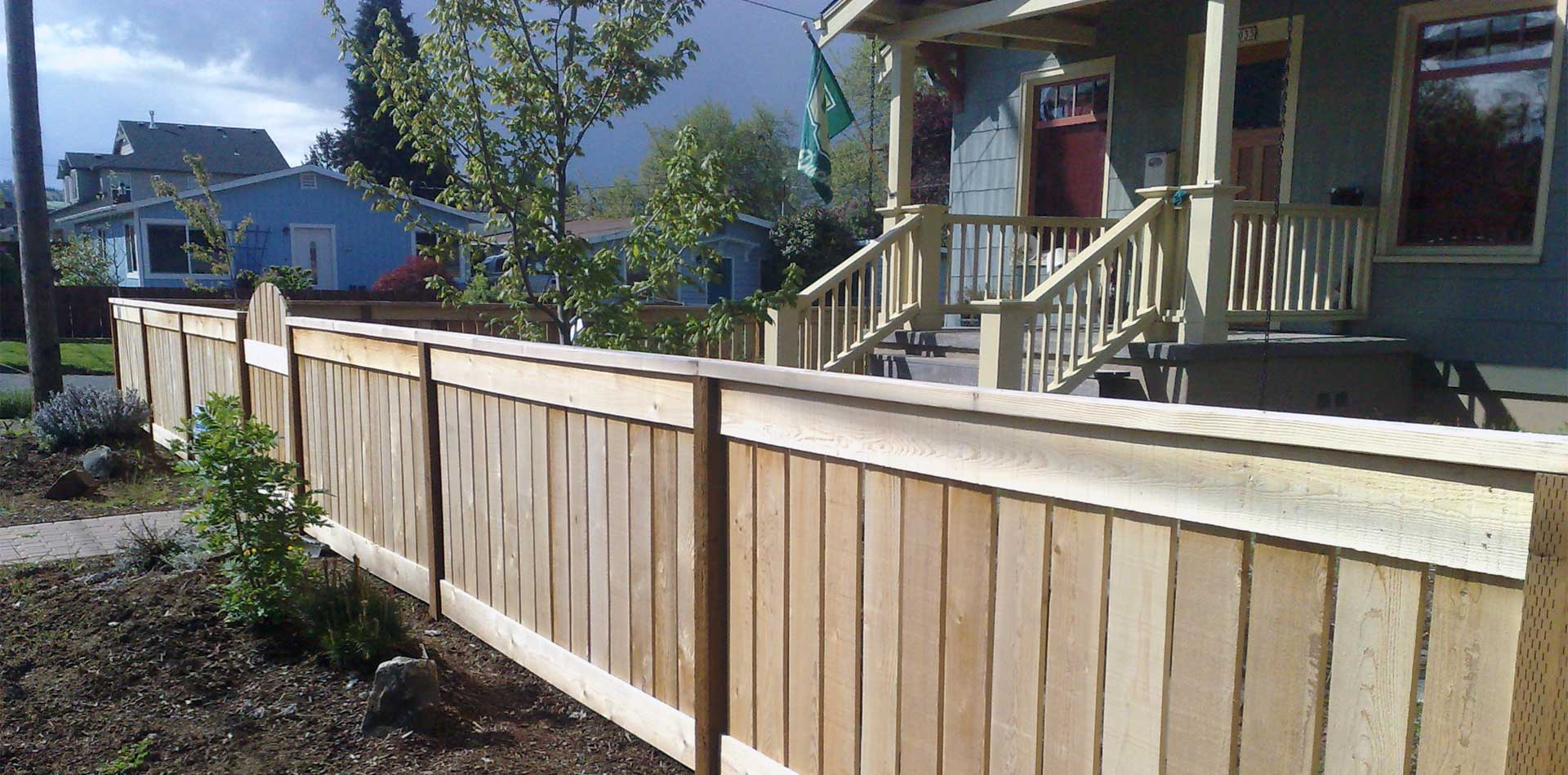 Colonial Decks and Fences | Services