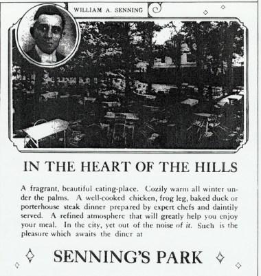 sennings ad