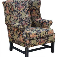 Country Style Wingback Chairs Steel Chair Meme Stony Fork Collection | Colonial Housecolonial House
