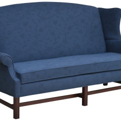 Colonial Wingback Sofas Ikea Karlstad Sofa With Chaise Johnston Benchworks 17 Best Images About
