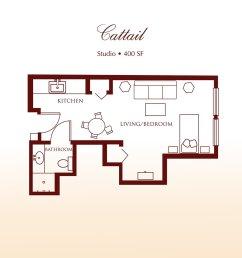 cattail studio [ 1110 x 1110 Pixel ]