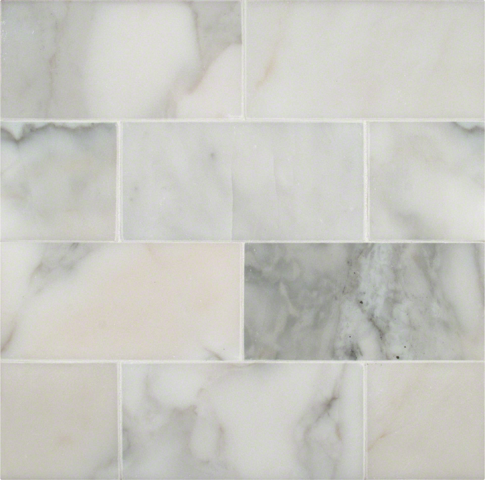 Calacatta Gold 3x6 Polished Colonial Marble Amp Granite