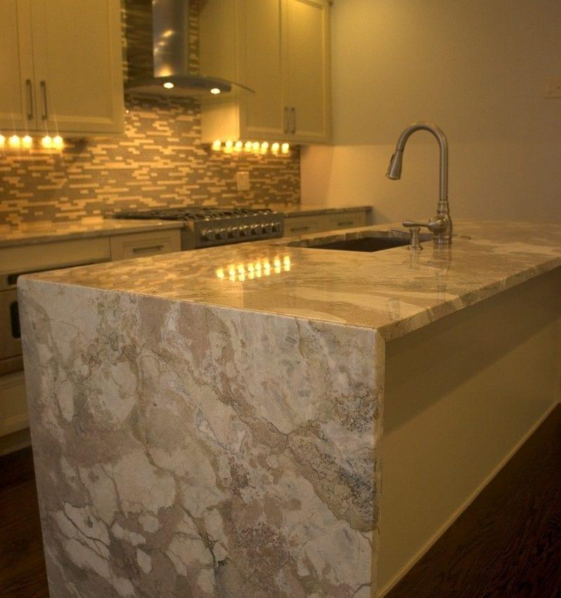 kitchen faucets kohler vanity la dolce vita | colonial marble & granite