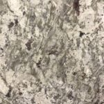 Moon White Granite Kitchen Bath Countertops Installation
