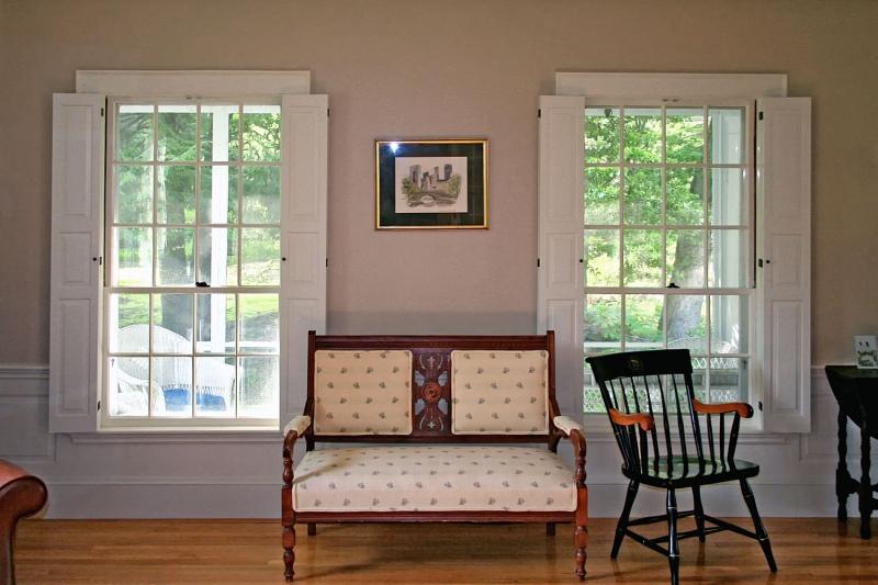 Raised Amp Flat Panel Interior Colonial Shutterworks