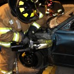 VEHICLE EXTRICATION DRILL