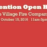 Open House Sat. Oct 15, 2016   11am-3pm