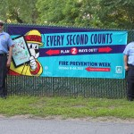 Check out our new safety message at Cook Park
