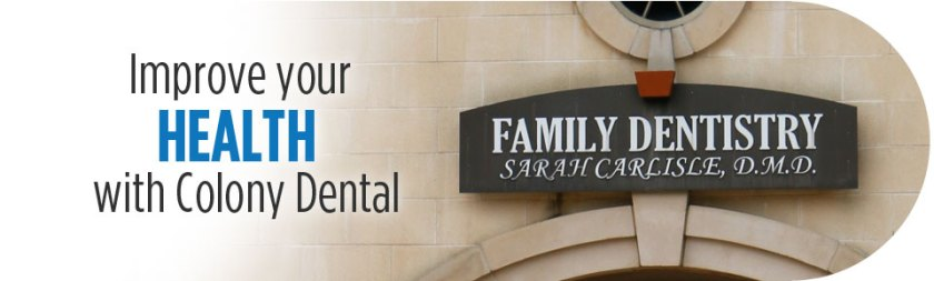 Contact Colony Dental Sarah Carlisle