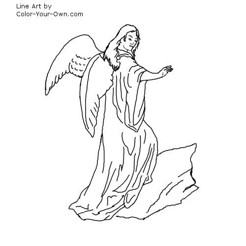 Count Your Blessings Coloring Page Coloring Pages