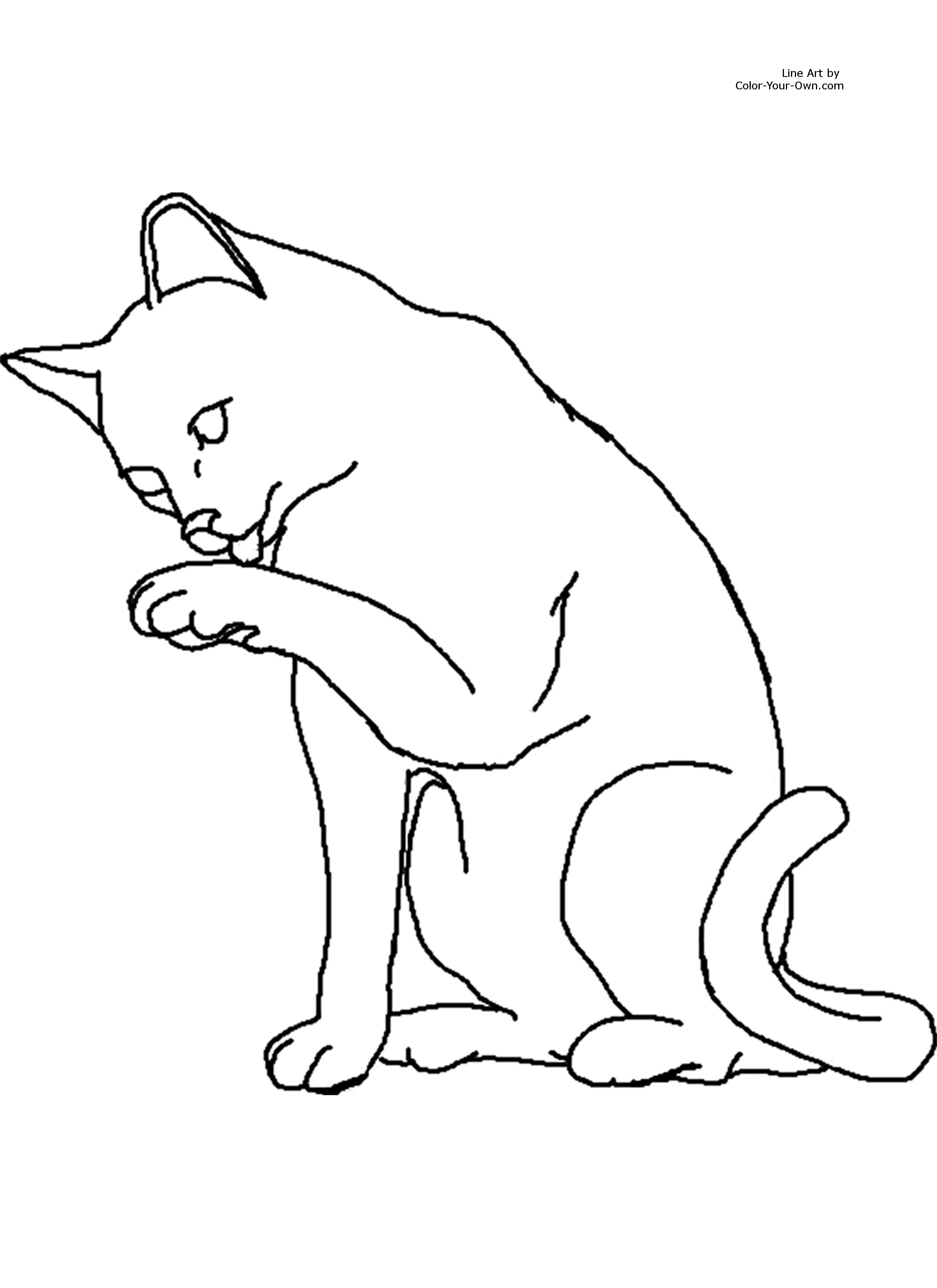Cheshire Cat Coloring Pages Print Coloring Pages