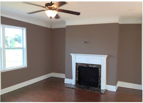 brown and green color scheme for living room standard rug size what should i paint my room? | decorating by ...