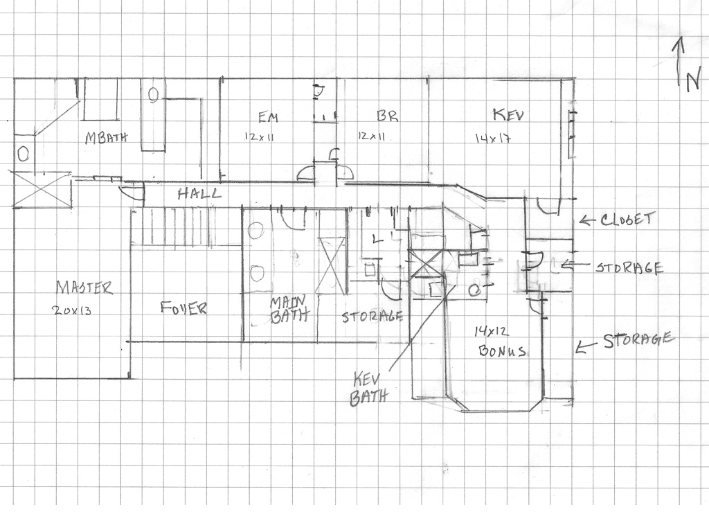 Floor Plan Graph Paper Trend Home Design And Decor