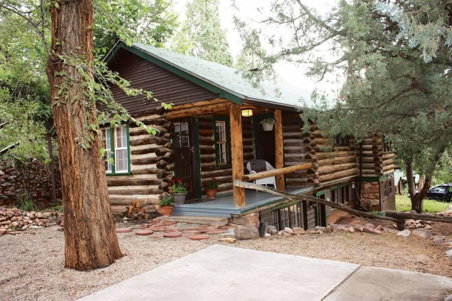 Cabins And Cottages In Colorado Springs Visit Colorado